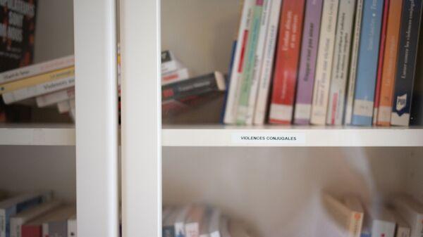 Kitab mağazası, arxiv şəkli - Sputnik Azərbaycan