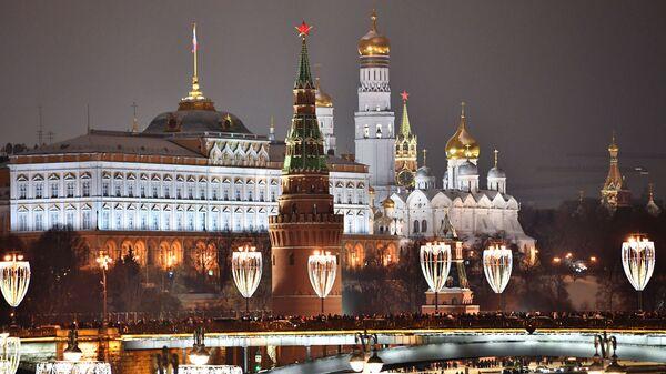 Кремлевский дворец, фото из архива - Sputnik Azərbaycan
