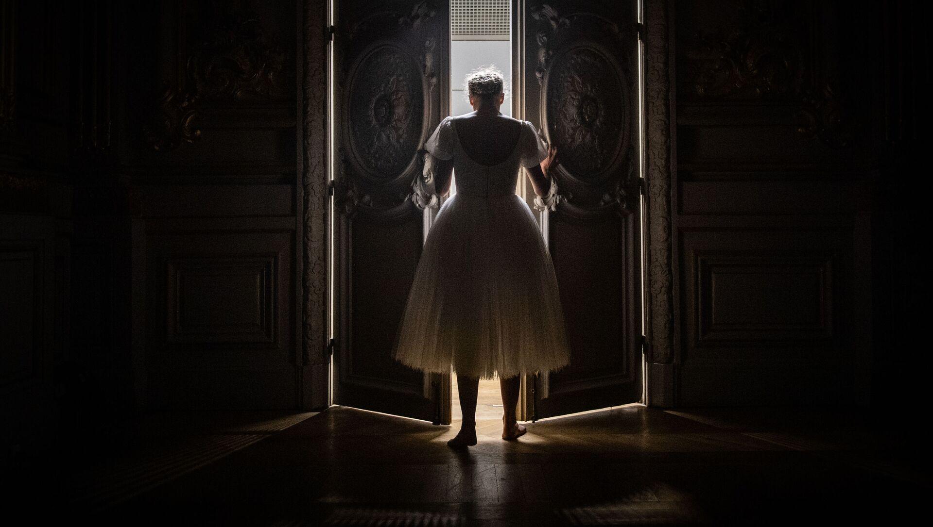 Танцовщица балета Парижской оперы - Sputnik Азербайджан, 1920, 08.04.2021