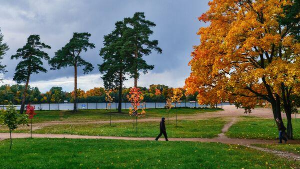 Осень, фото из архива - Sputnik Азербайджан