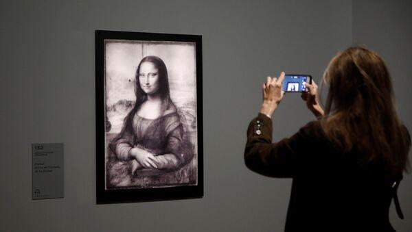 Мона Лиза, или Джоконда — картина Леонардо да Винчи - Sputnik Азербайджан