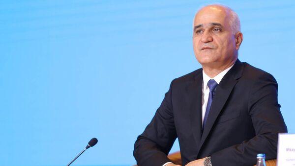 Заместитель премьер-министра Азербайджана Шахин Мустафаев - Sputnik Azərbaycan