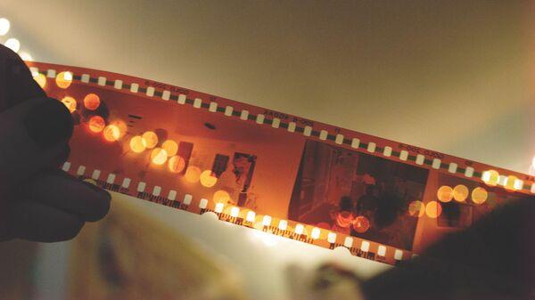 Кинолента, фото из архива - Sputnik Азербайджан