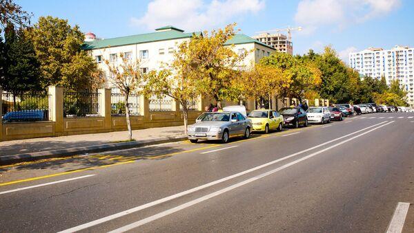 Остановки для такси - Sputnik Azərbaycan