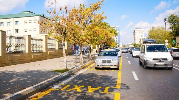 Остановки для такси - Sputnik Азербайджан