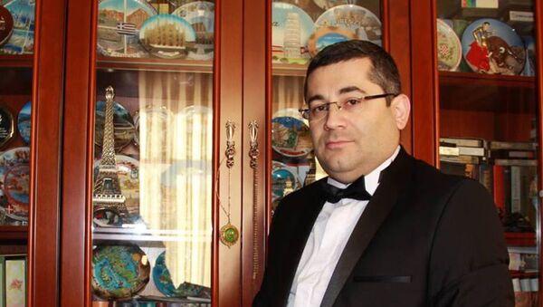 Эксперт-экономист Фуад Ибрагимов - Sputnik Азербайджан