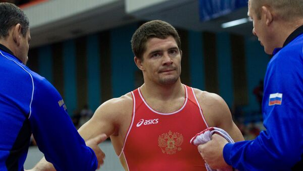 Россиянин Алексей Мишин - Sputnik Азербайджан