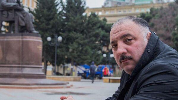 Участник команды КВН «Парни из Баку» Бахрам Багирзаде - Sputnik Азербайджан
