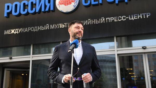 уководитель портала РИА Новости Украина Кирилл Вышинский - Sputnik Азербайджан