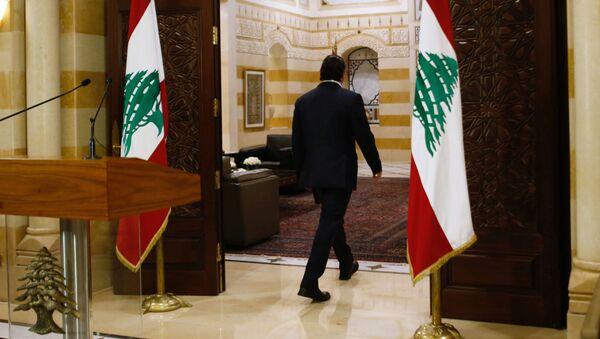 Премьер-министр Ливана Саад Харири  - Sputnik Азербайджан