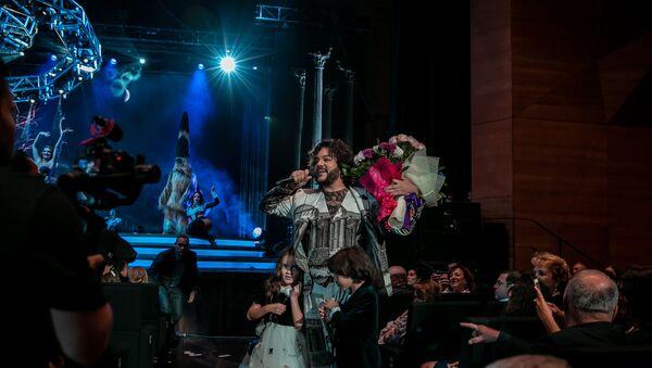 В Бакинском конгресс центре прошел концерт народного артиста России Филиппа Киркорова - Sputnik Azərbaycan