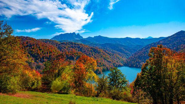 Göygöl gölü - Sputnik Азербайджан