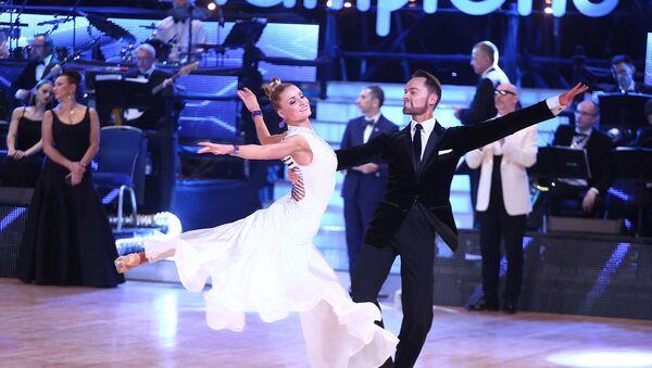 Night of the Dancing Diamonds – праздник танца, музыки, роскоши и красоты - Sputnik Азербайджан