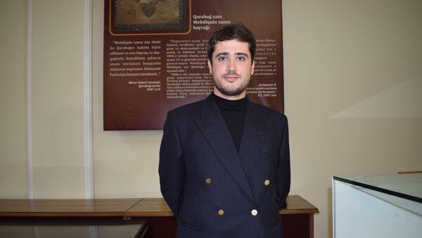 Потомок известного мецената Гаджи Зейналабдина Тагиева Албан Клод - Sputnik Азербайджан
