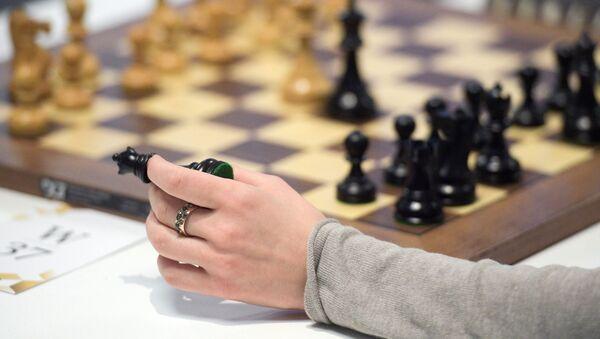 Шахматы. Чемпионат мира. Блиц - Sputnik Азербайджан