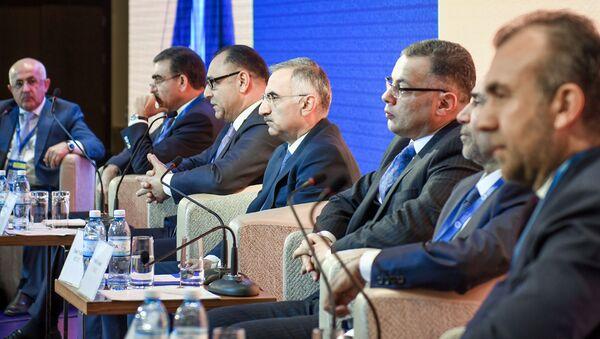 IV Международный банковский форум - Sputnik Азербайджан