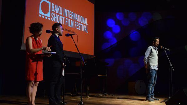 Бакинский международный фестиваль короткометражных фильмов - Sputnik Азербайджан