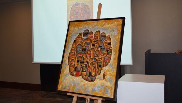 В Баку прошел аукцион произведений искусства - Sputnik Азербайджан