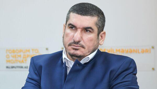 Ахунд мечети «Тезепир» Гаджи Мирджафар Эюбов - Sputnik Азербайджан