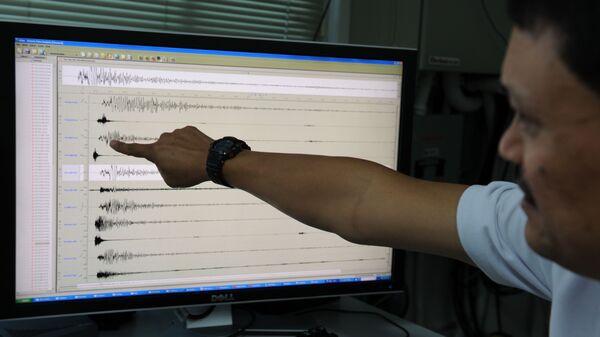Система мониторинга сейсмической активности - Sputnik Азербайджан