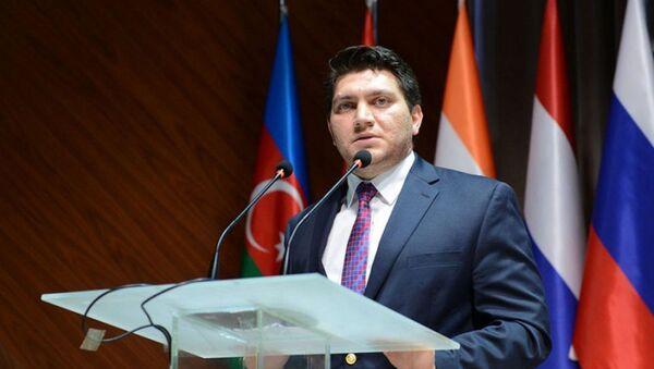 Сархан Гашимов - Sputnik Азербайджан