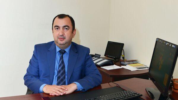 Руководитель аппарата министерства экологии и природных ресурсов Вугар Керимов  - Sputnik Азербайджан