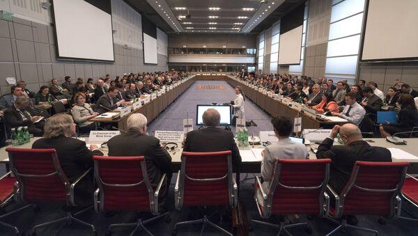 Заседание Постоянного Совета ОБСЕ, фото из архива - Sputnik Азербайджан
