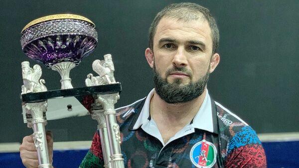 Главный тренер сборной Азербайджана по вольной борьбе Зелимхан Гусейнов - Sputnik Азербайджан
