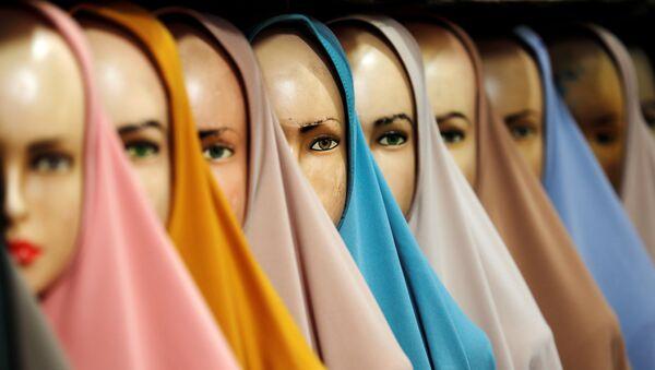 Хиджаб, фото из архива - Sputnik Азербайджан