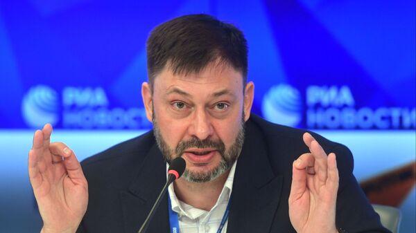 Исполнительный директор МИА Россия сегодня Кирилл Вышинский, фото из архива - Sputnik Азербайджан