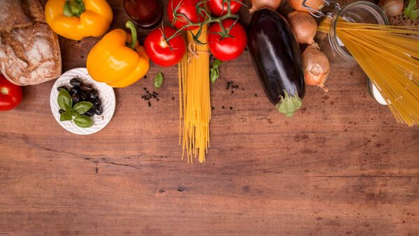 Итальянская кухня  - Sputnik Азербайджан