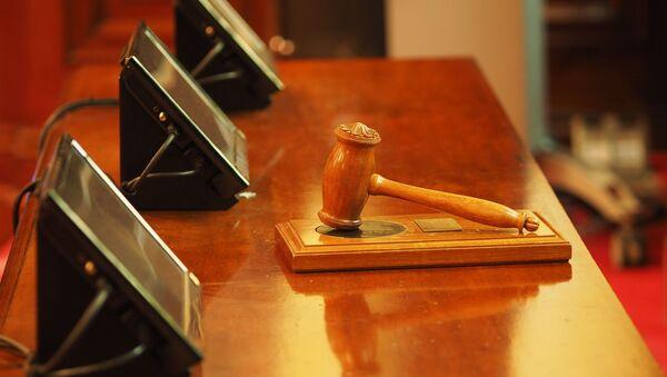 Молоток судьи, фото из архива - Sputnik Азербайджан