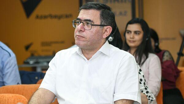 Natiq Məmmədli - Sputnik Azərbaycan