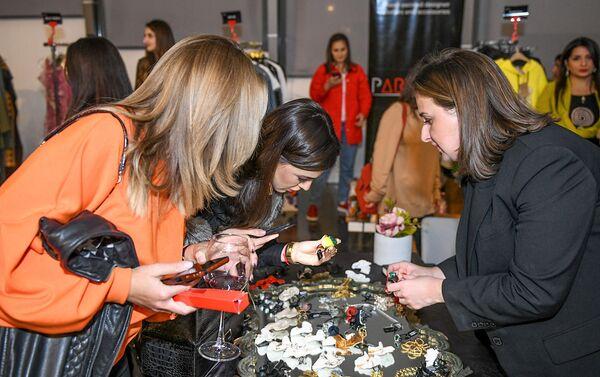 Открытие проекта Baku Fashion Expo - Sputnik Азербайджан