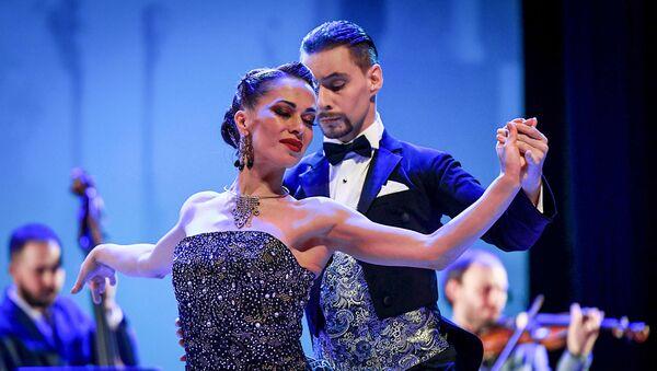 Танго-спектакль Малена в Баку - Sputnik Azərbaycan
