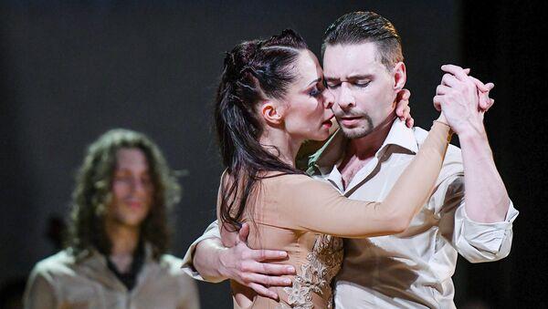 Танго-спектакль Малена в Баку - Sputnik Азербайджан