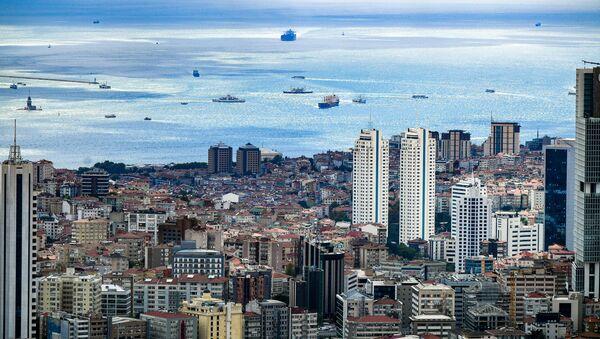 Стамбул, фото из архива - Sputnik Азербайджан