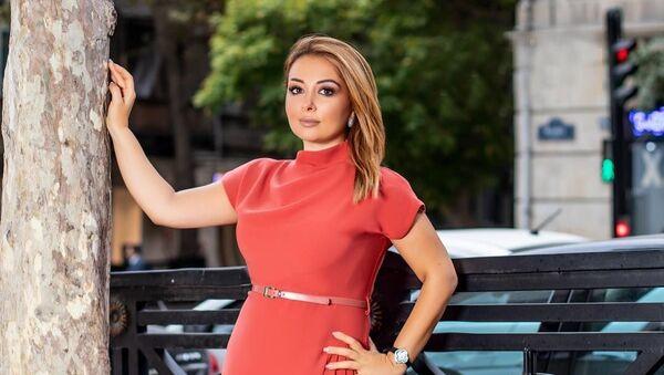 ATV-nin aparıcısı Lalə Azərtaş - Sputnik Azərbaycan