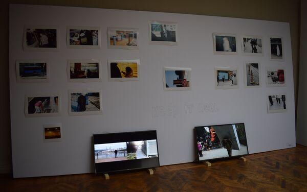 VI Международной биеннале современного искусства Алюминий в Баку - Sputnik Азербайджан