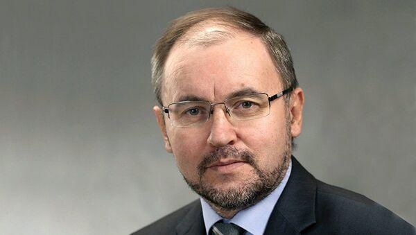 Генеральный директор туроператора Дельфин Сергей Ромашкин - Sputnik Азербайджан