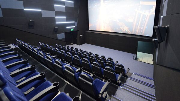 Кинотеатр, фото из архива - Sputnik Азербайджан
