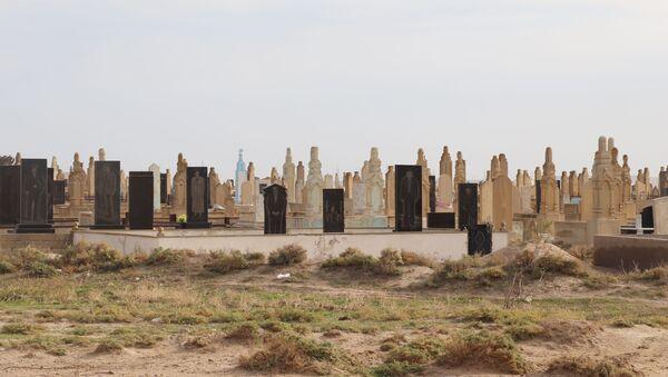 Səngəçal-Cəngi-Şamaxı karvan yolunun üstündə, iri yaşayış məntəqələrindən kifayət qədər uzaqda yerləşən qədim karvansara - Sputnik Азербайджан