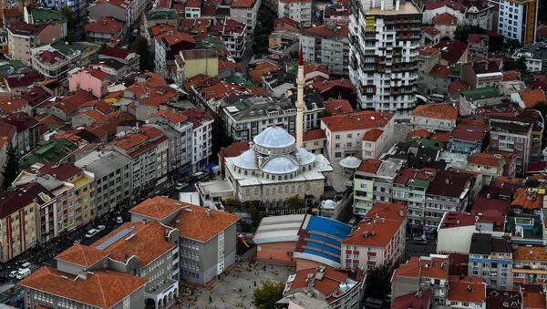 Стамбул, Турция - Sputnik Azərbaycan