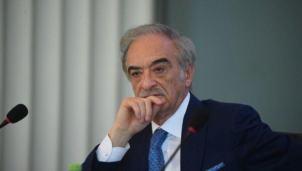 Посол Азербайджана в России Полад Бюльбюль оглы, фото из архива - Sputnik Азербайджан