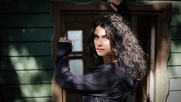 Актриса Ягмур Шахбазова - Sputnik Азербайджан