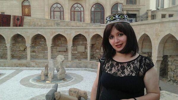 Азербайджанская пианистка и композитор Кямаля Ализаде - Sputnik Азербайджан