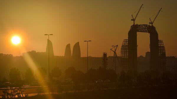 Рассвет в Баку - Sputnik Азербайджан