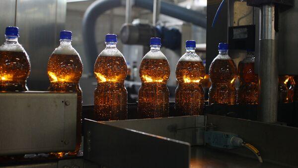 Лимонадный завод - Sputnik Азербайджан