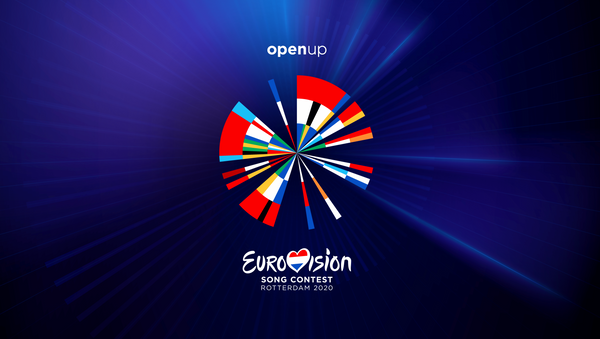 Логотип конкурса Евровидение-2020 - Sputnik Азербайджан