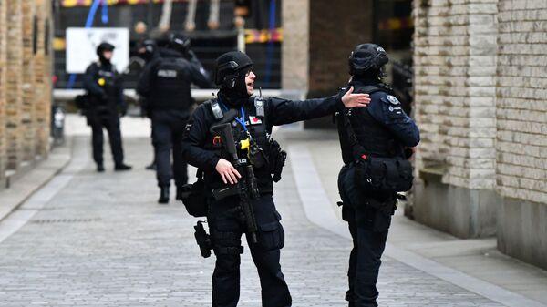 London polisi, arxiv şəkli - Sputnik Azərbaycan